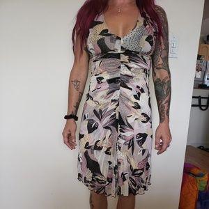 Missoni M floral dress
